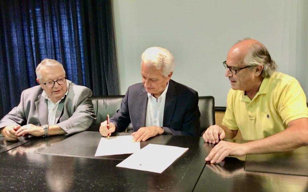 Adhesió Senat JCI Tarragona